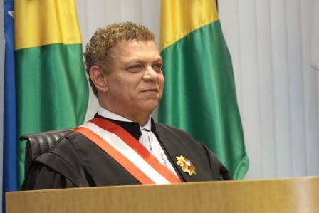 Ministro Alexandre Agra Belmonte