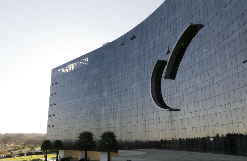 Edifício-sede do TST