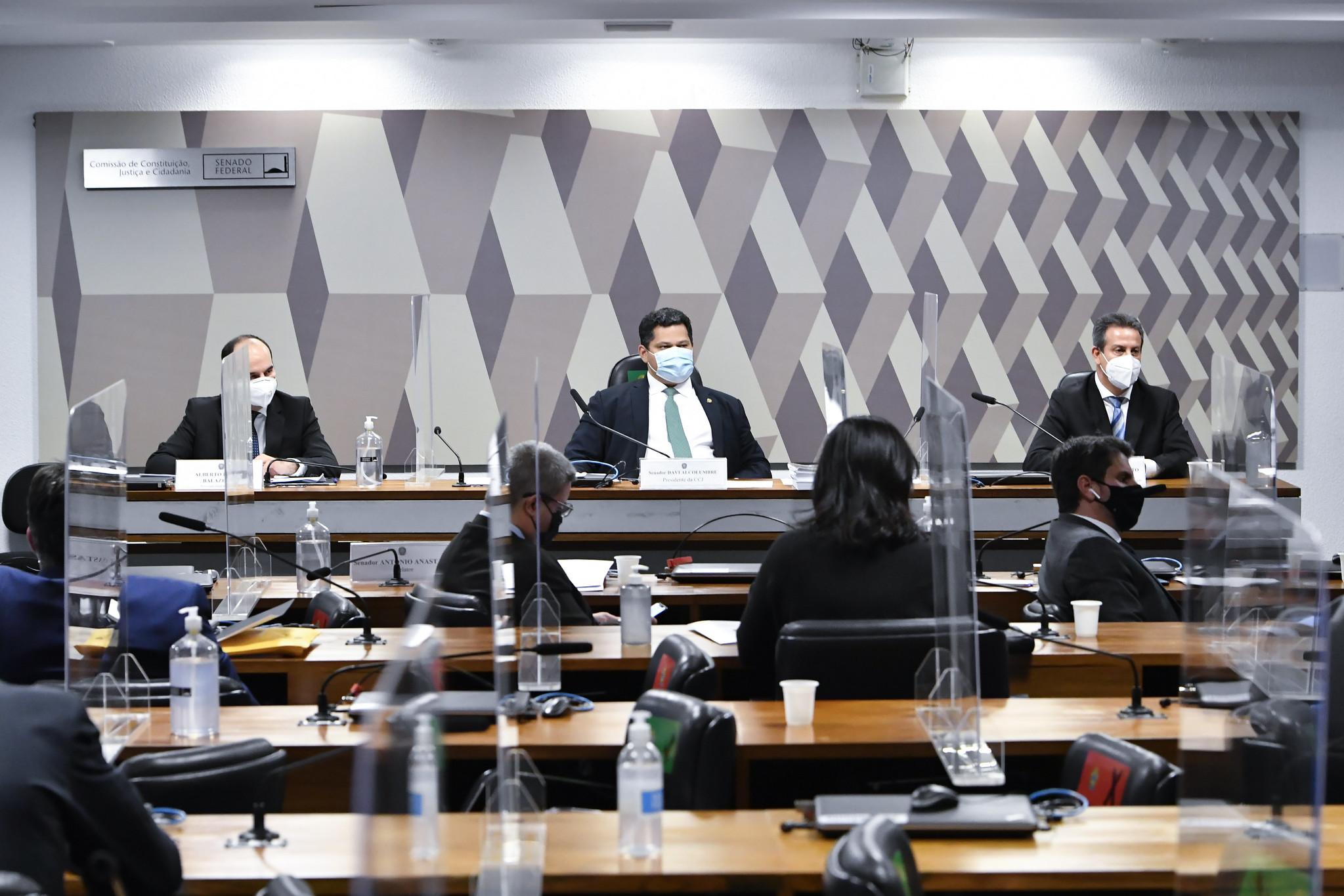 Sabatina na Comissão de Constituição e Justiça